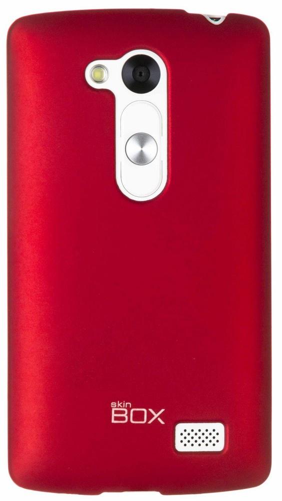 Чехол для сотового телефона skinBOX 4People, 4630042526655, красный аксессуар чехол asus zenfone 3 zc551kl skinbox 4people red t s azzc551kl 002 защитная пленка