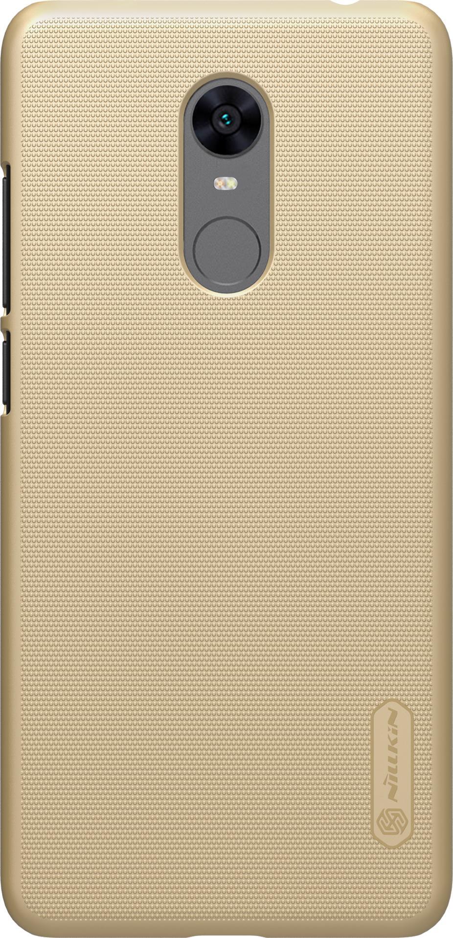 Чехол для сотового телефона Nillkin Super Frosted, 6902048152021, золотой