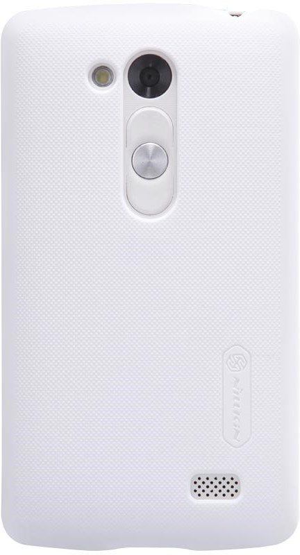 Чехол для сотового телефона Nillkin Super Frosted, 6956473202318, белый чехол для lenovo ideaphone k910 vibe z ibox premium black