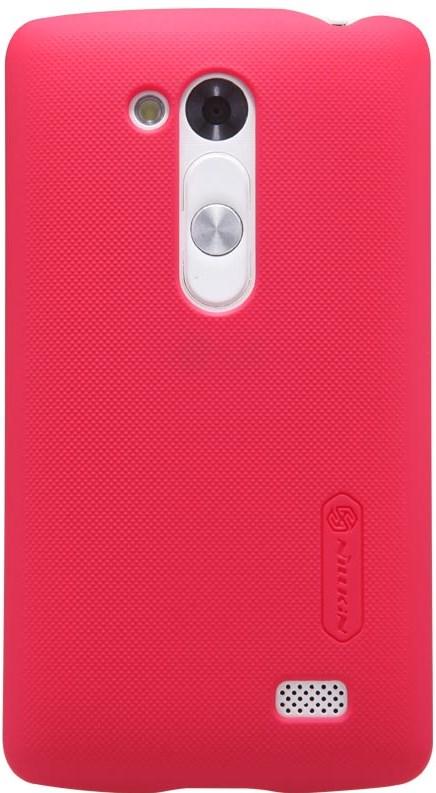 Чехол для сотового телефона Nillkin Super Frosted, 6956473202325, красный клип кейс nillkin super frosted shield для lg g4 stylus красный