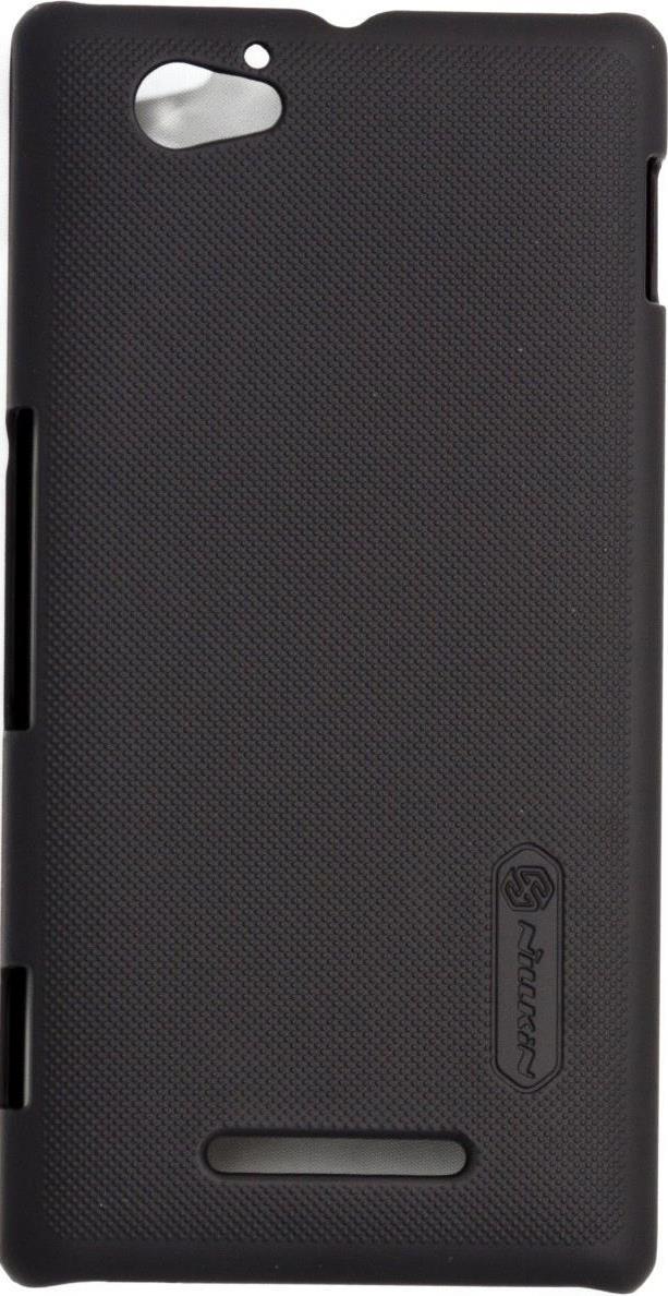 Чехол для сотового телефона Nillkin Super Frosted, 6956473266587, черный чехол для смартфона lenovo a680 nillkin super frosted shield черный