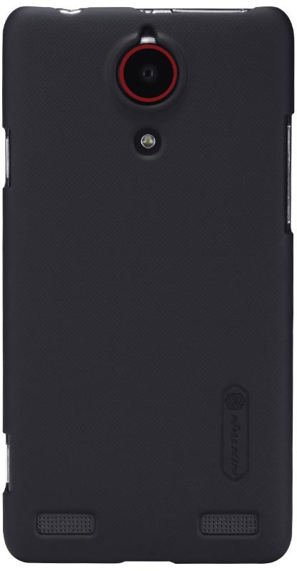 Чехол для сотового телефона Nillkin Super Frosted, 6956473273011, черный клип кейс nillkin super frosted shield для lg g4 stylus красный