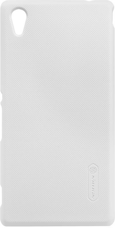 Чехол для сотового телефона Nillkin Super Frosted, 6956473298281, белый чехол защитный nillkin lenovo k910 vibe z