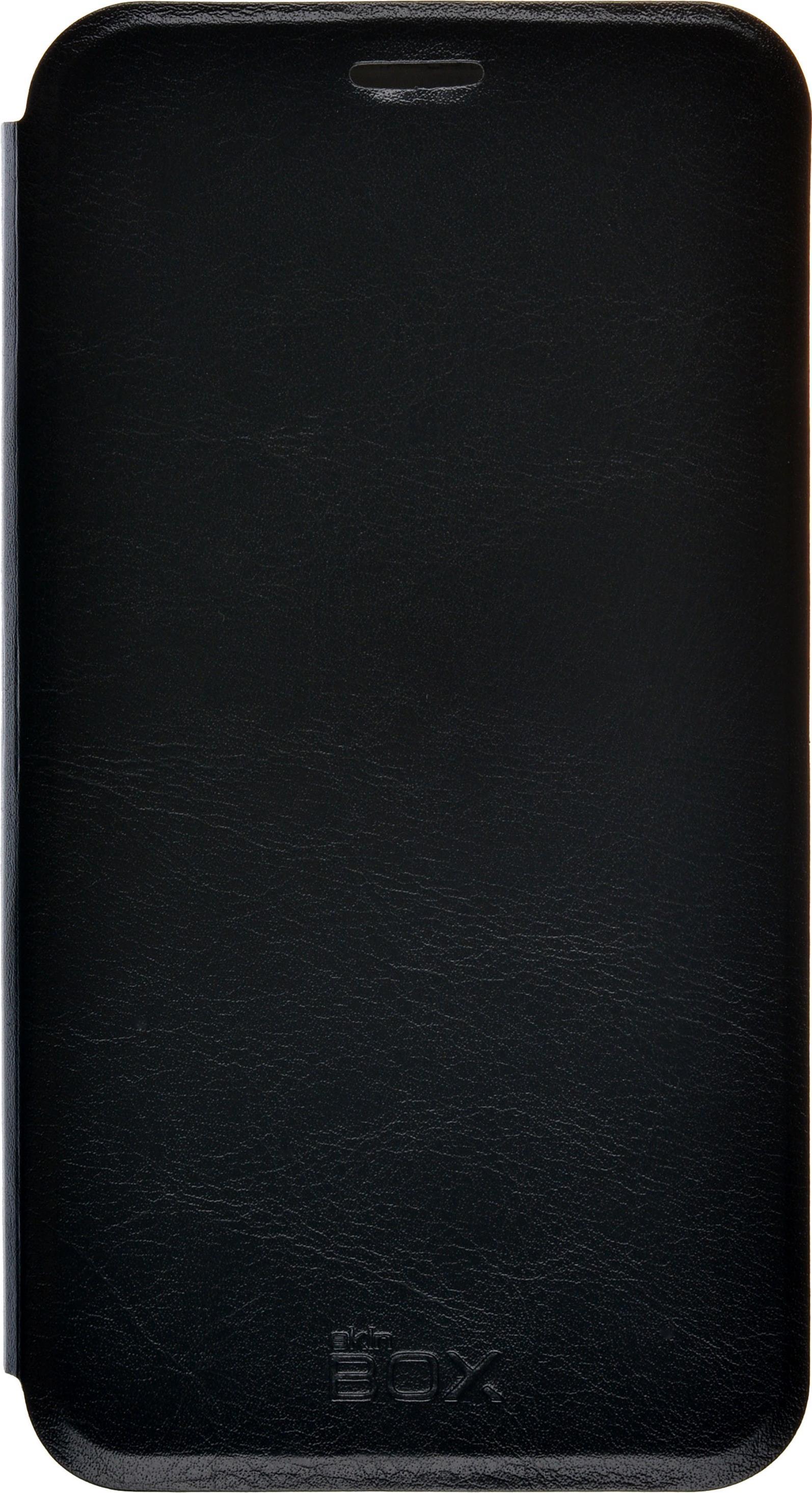 Чехол для сотового телефона skinBOX Lux, 4630042525399, черный