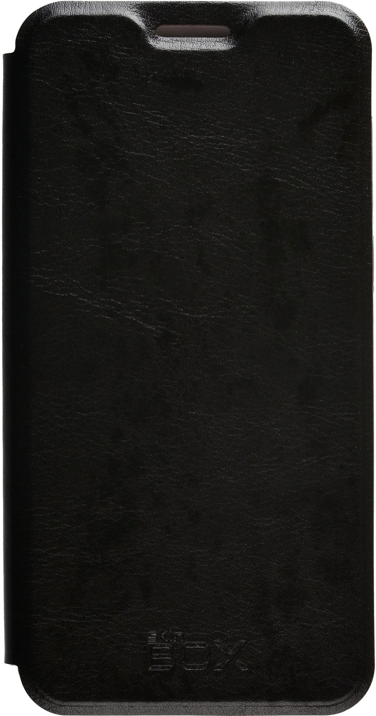 Чехол для сотового телефона skinBOX Lux, 4630042525412, черный все цены