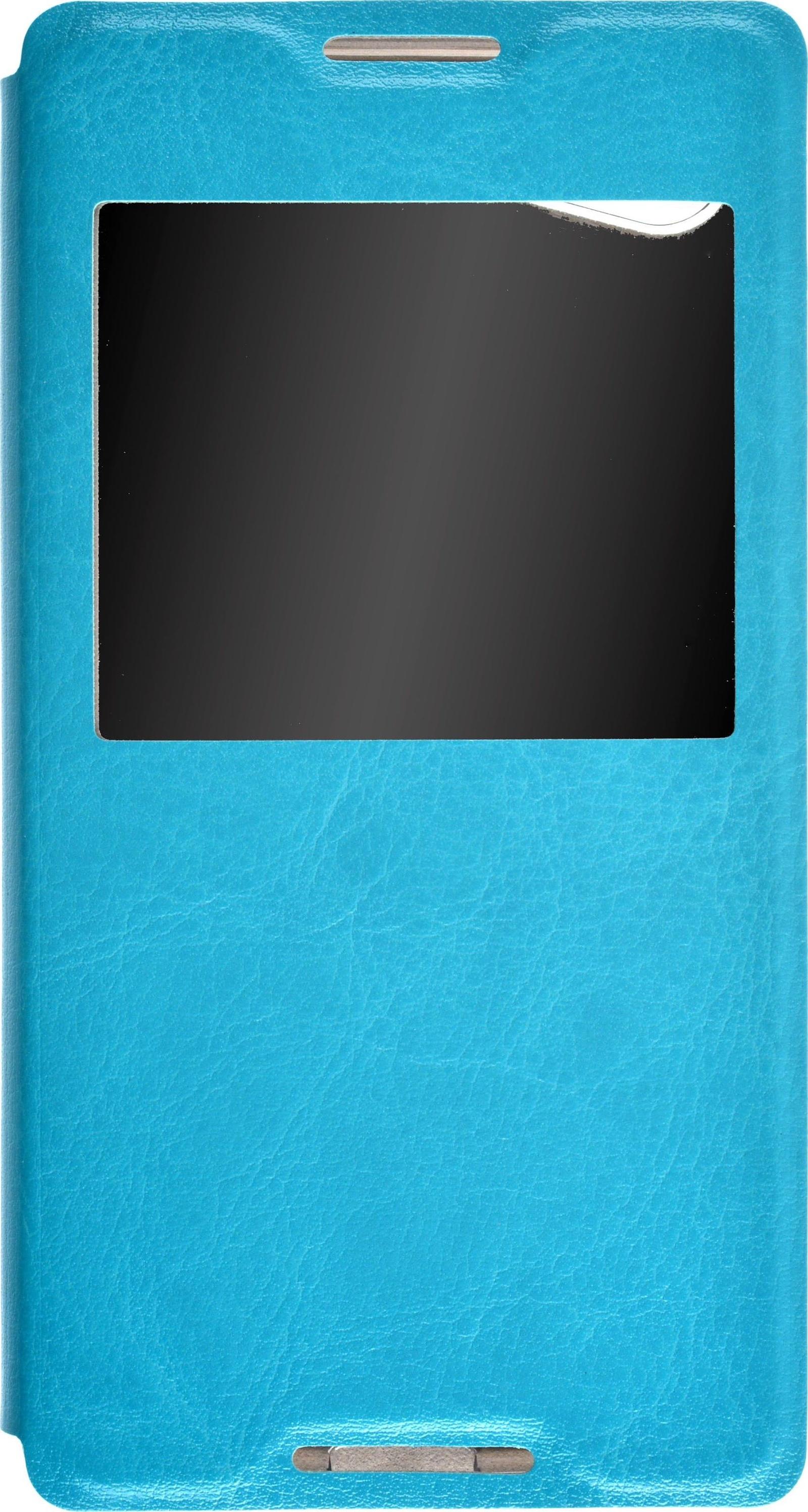 Чехол для сотового телефона skinBOX Lux AW, 4630042525450, синий чехол для sony e6683 xperia z5 skinbox 4people черный
