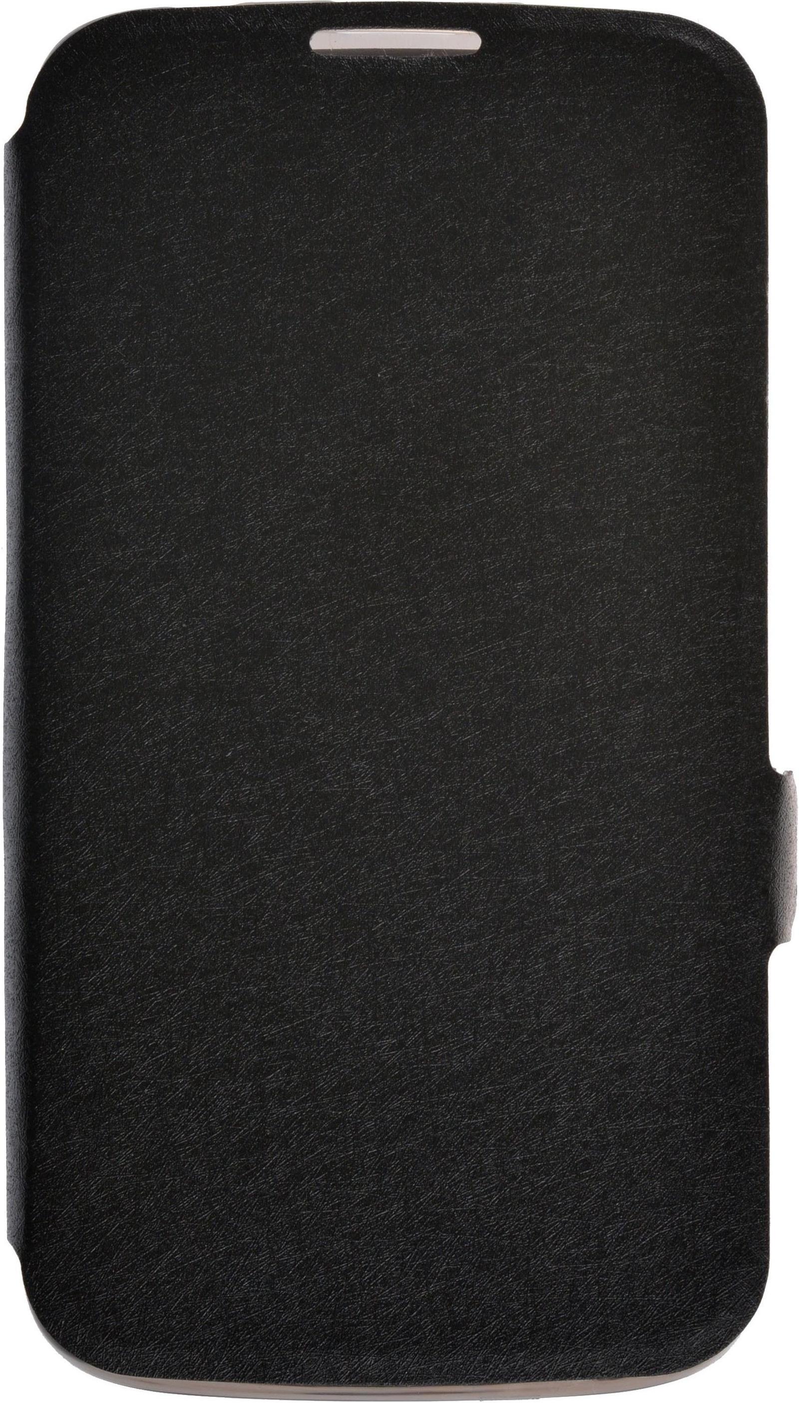 Чехол для сотового телефона PRIME Book, 4630042525474, черный недорого