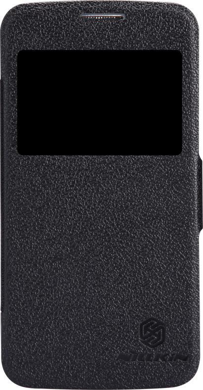 Чехол для сотового телефона Nillkin Fresh, 4630042525597, черный цена и фото