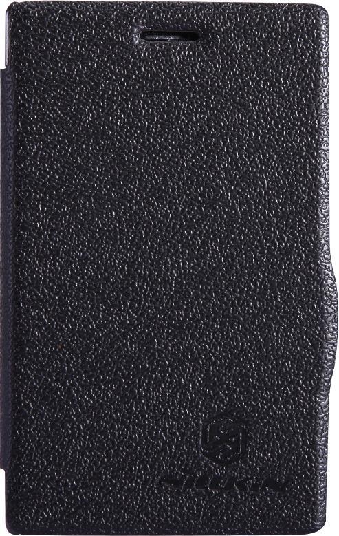 Чехол для сотового телефона Nillkin Fresh, 4630042525924, черный чехол для сотового телефона interstep armore для nokia 3 black harno00003knp1101ok100