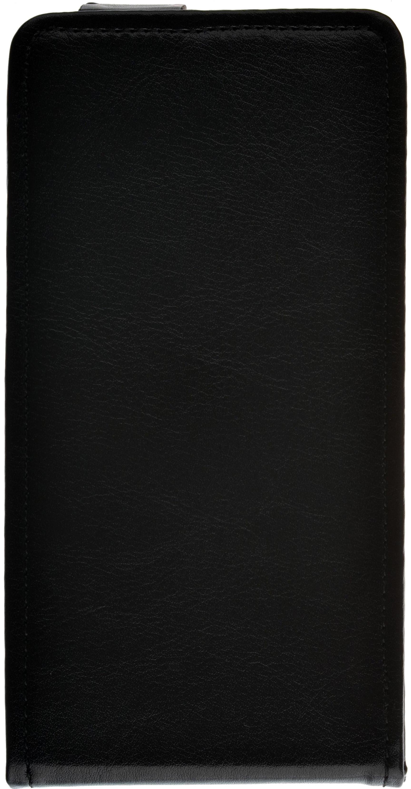 Чехол для сотового телефона skinBOX 4People, 4630042527119, черный стоимость