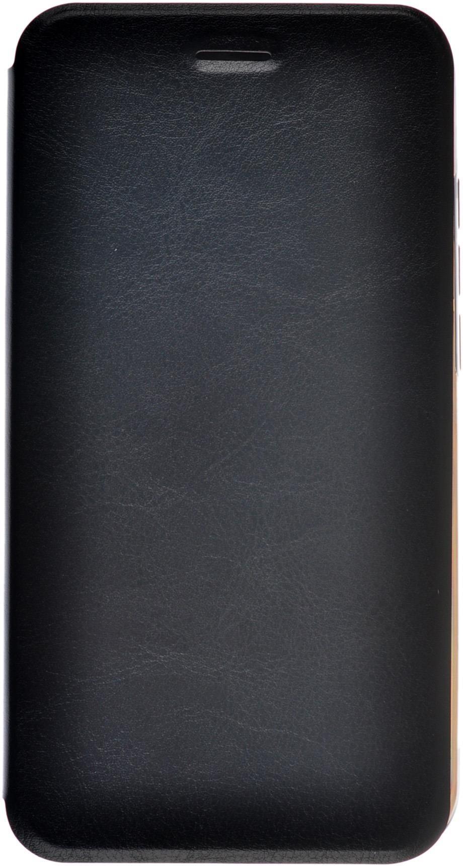 Чехол для сотового телефона skinBOX Lux, 4630042527133, черный цена