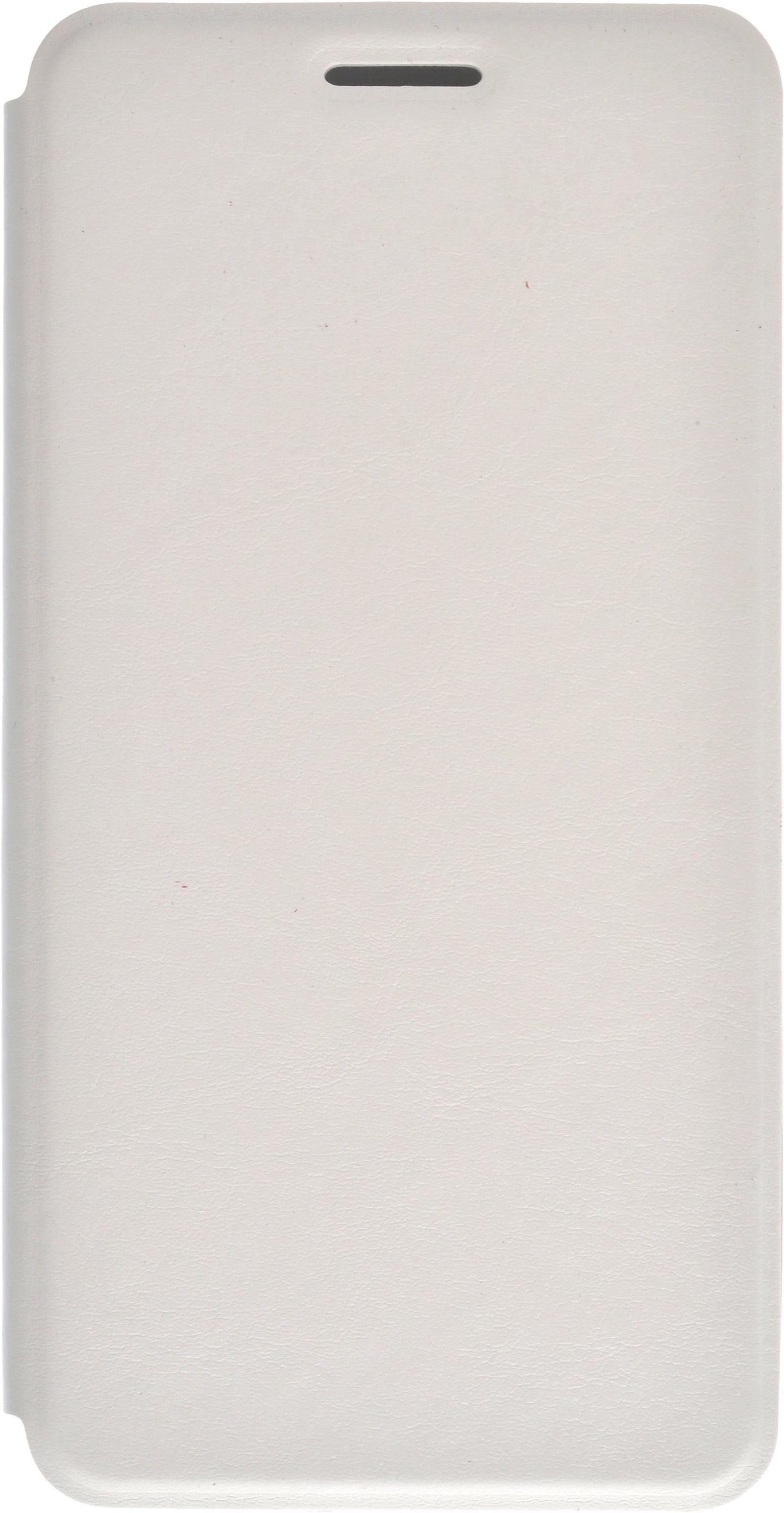 Чехол для сотового телефона skinBOX Lux, 4630042527294, белый чехол книжка для microsoft lumia 532 с магнитной застежкой золотой armor m