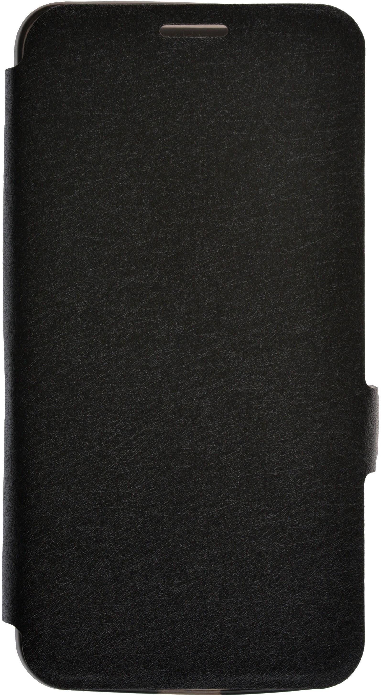 Чехол для сотового телефона PRIME Book, 4630042527515, черный недорого