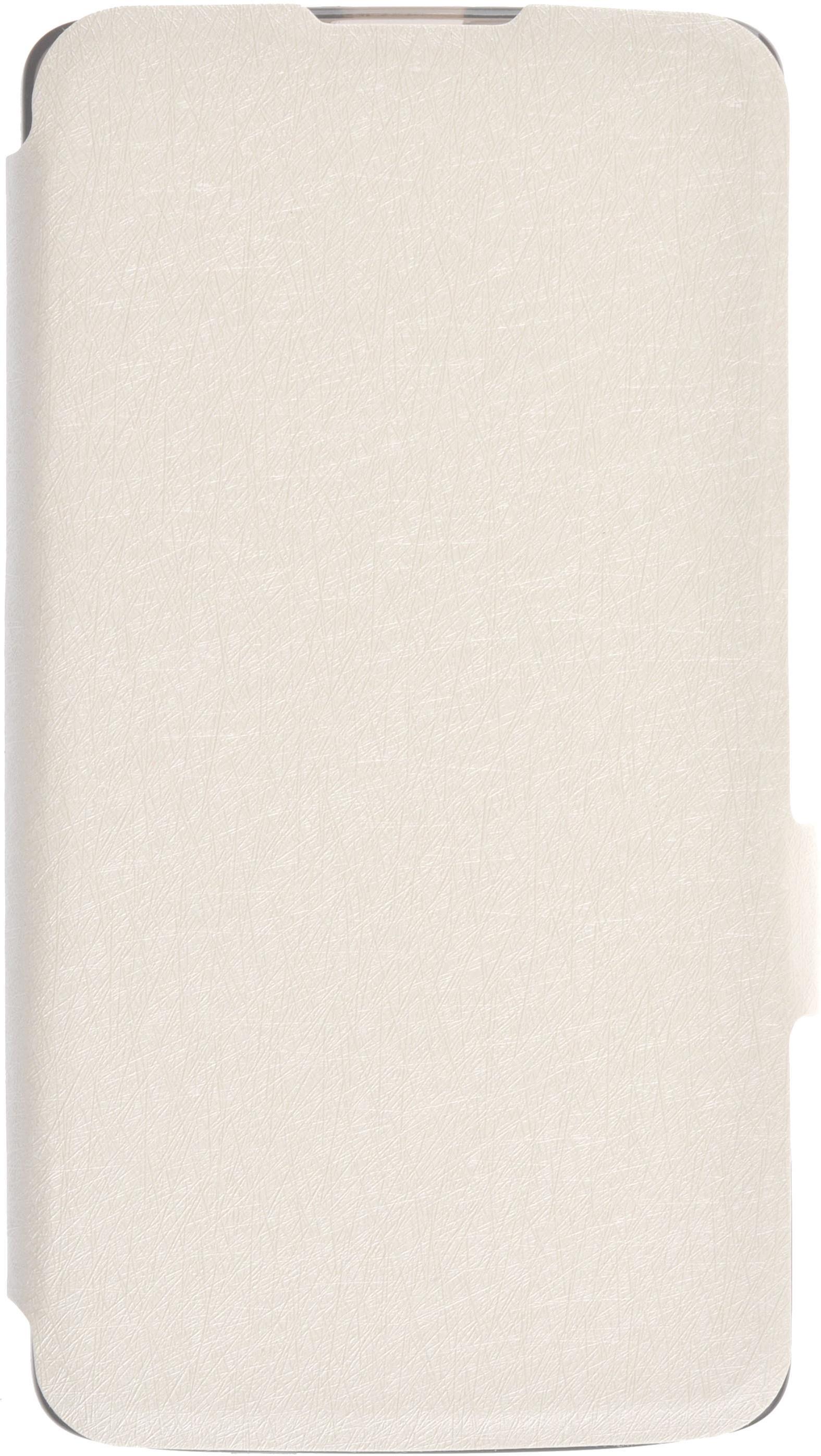 Чехол для сотового телефона PRIME Book, 4630042527522, белый недорго, оригинальная цена