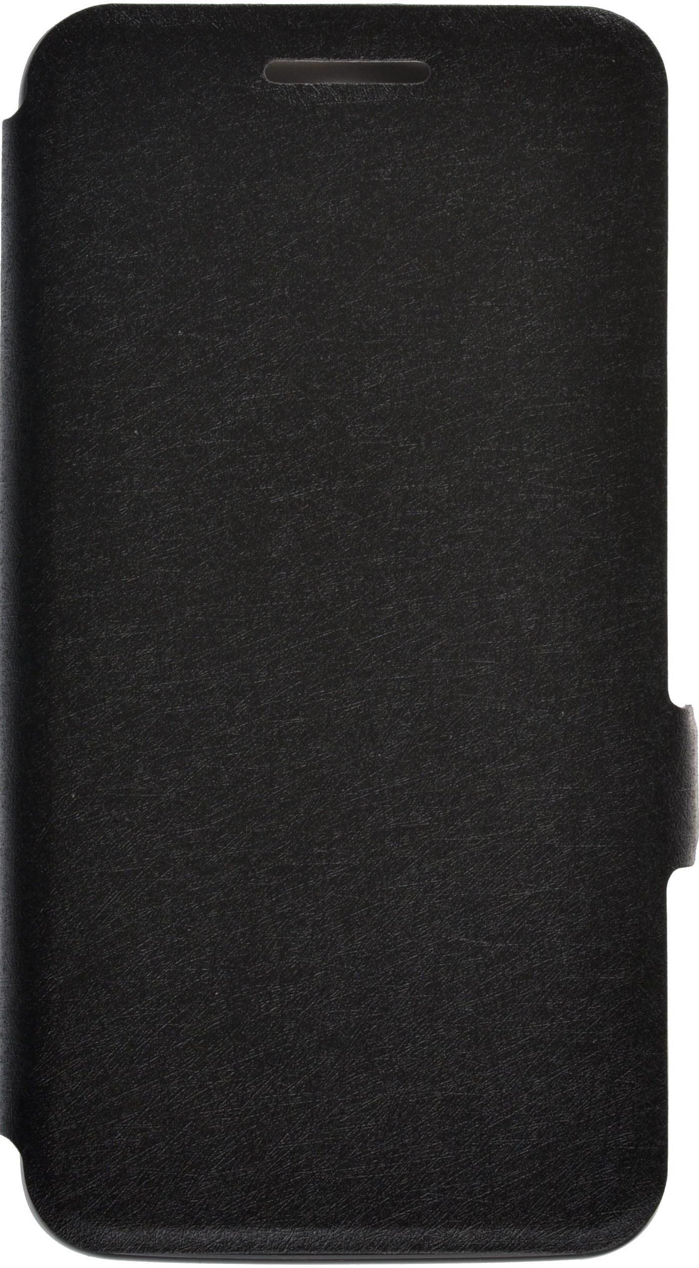 Чехол для сотового телефона PRIME Book, 4630042527577, черный недорого