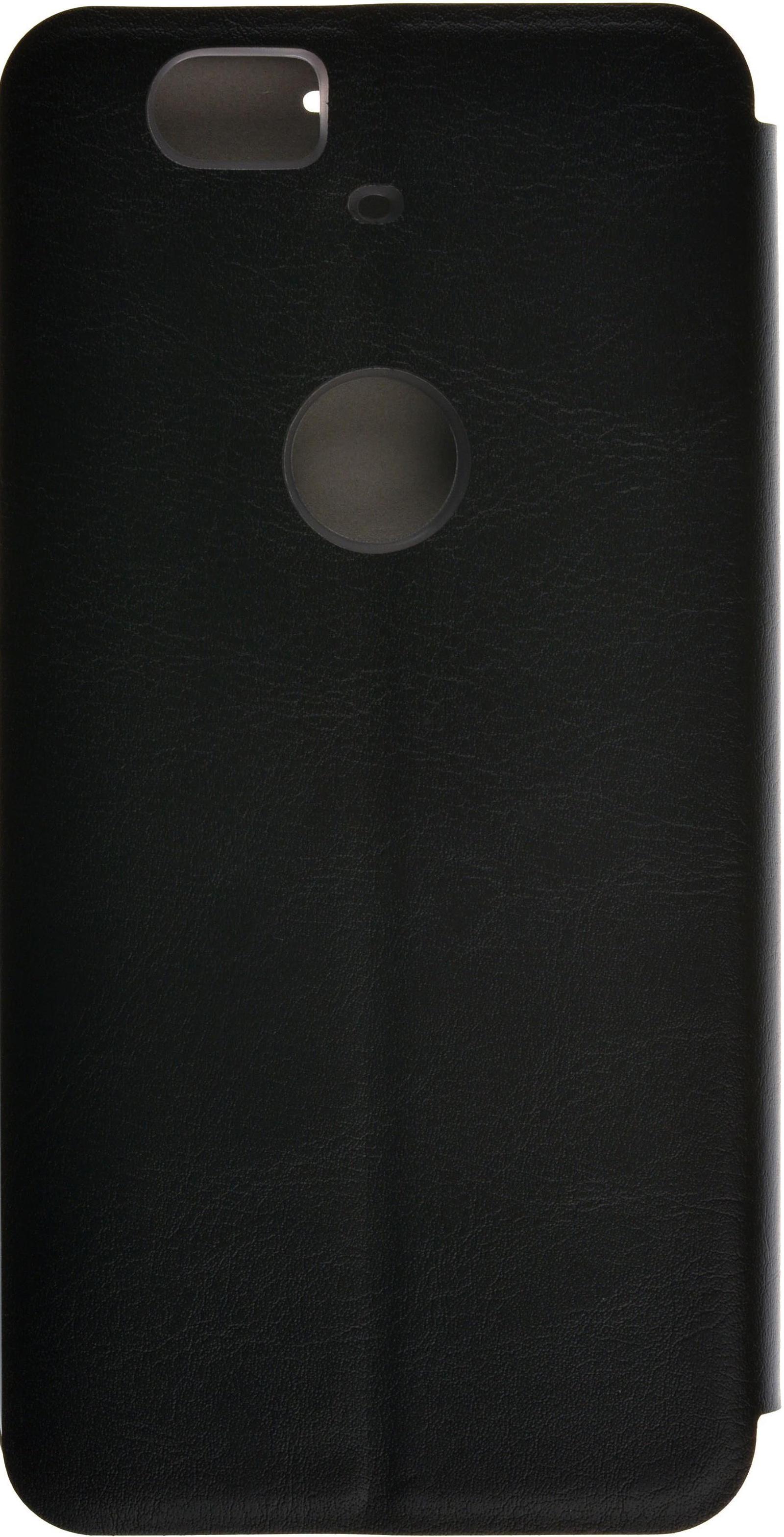 Чехол для сотового телефона skinBOX Lux, 4630042527621, черный Skinbox