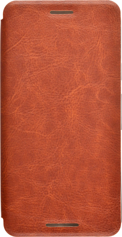 цена на Чехол для сотового телефона skinBOX Lux, 4630042527676, коричневый