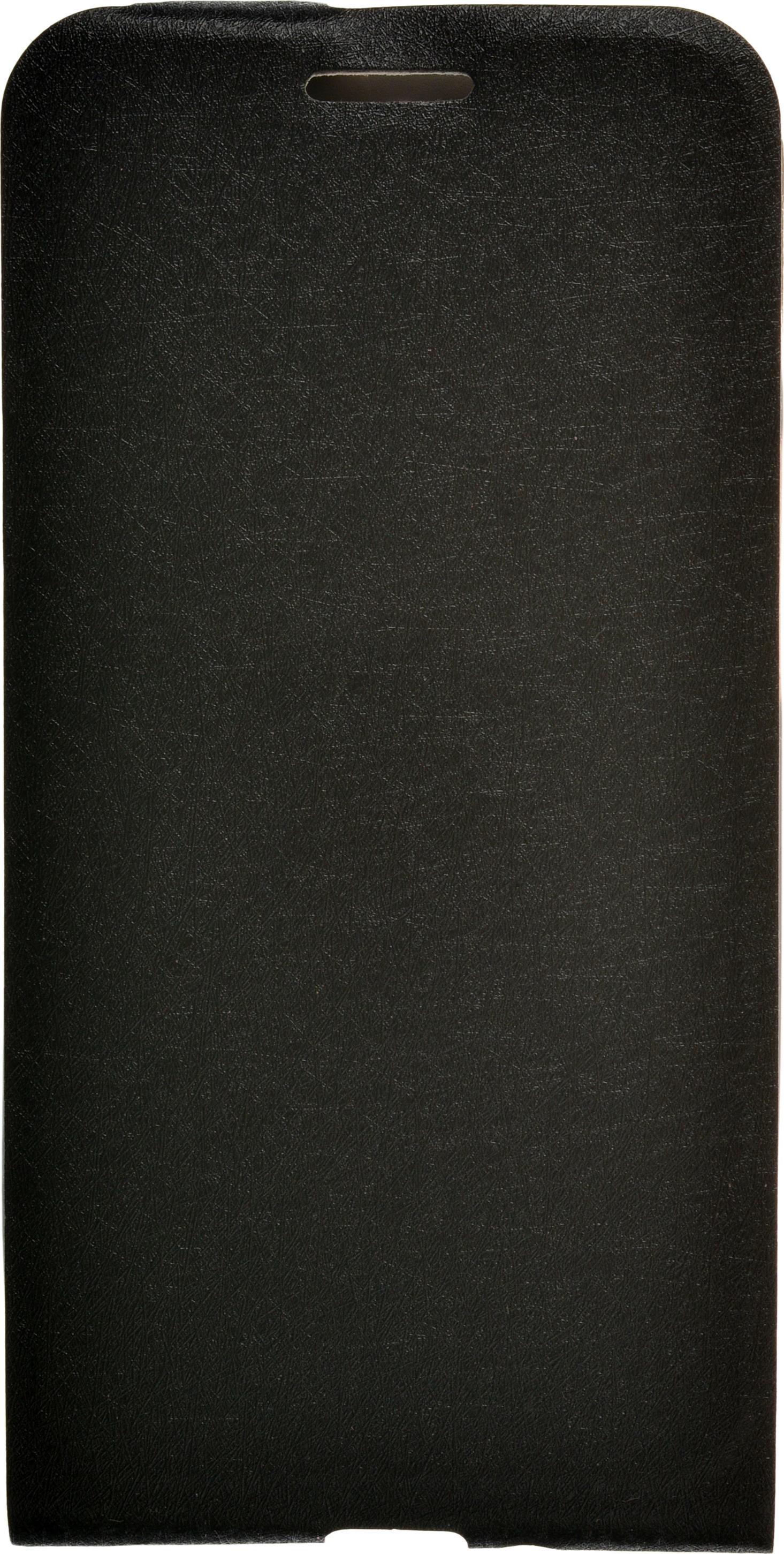 Чехол для сотового телефона skinBOX Flip slim, 4630042527812, черный чехол для сотового телефона skinbox flip slim 4660041407587 черный