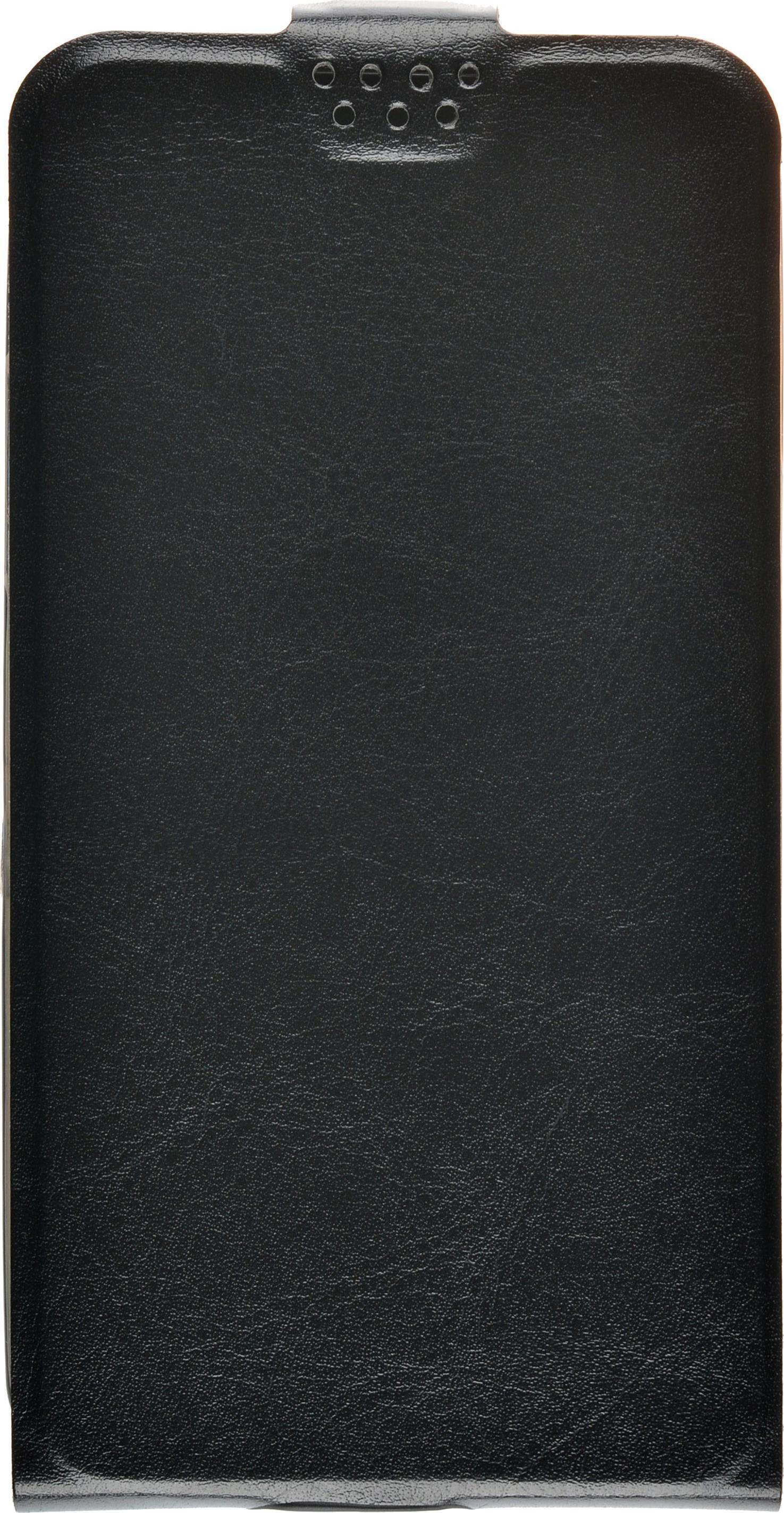 Чехол для сотового телефона skinBOX Flip slim, 4630042527911, черный skinbox flip slim чехол для alcatel 4024d pixi black