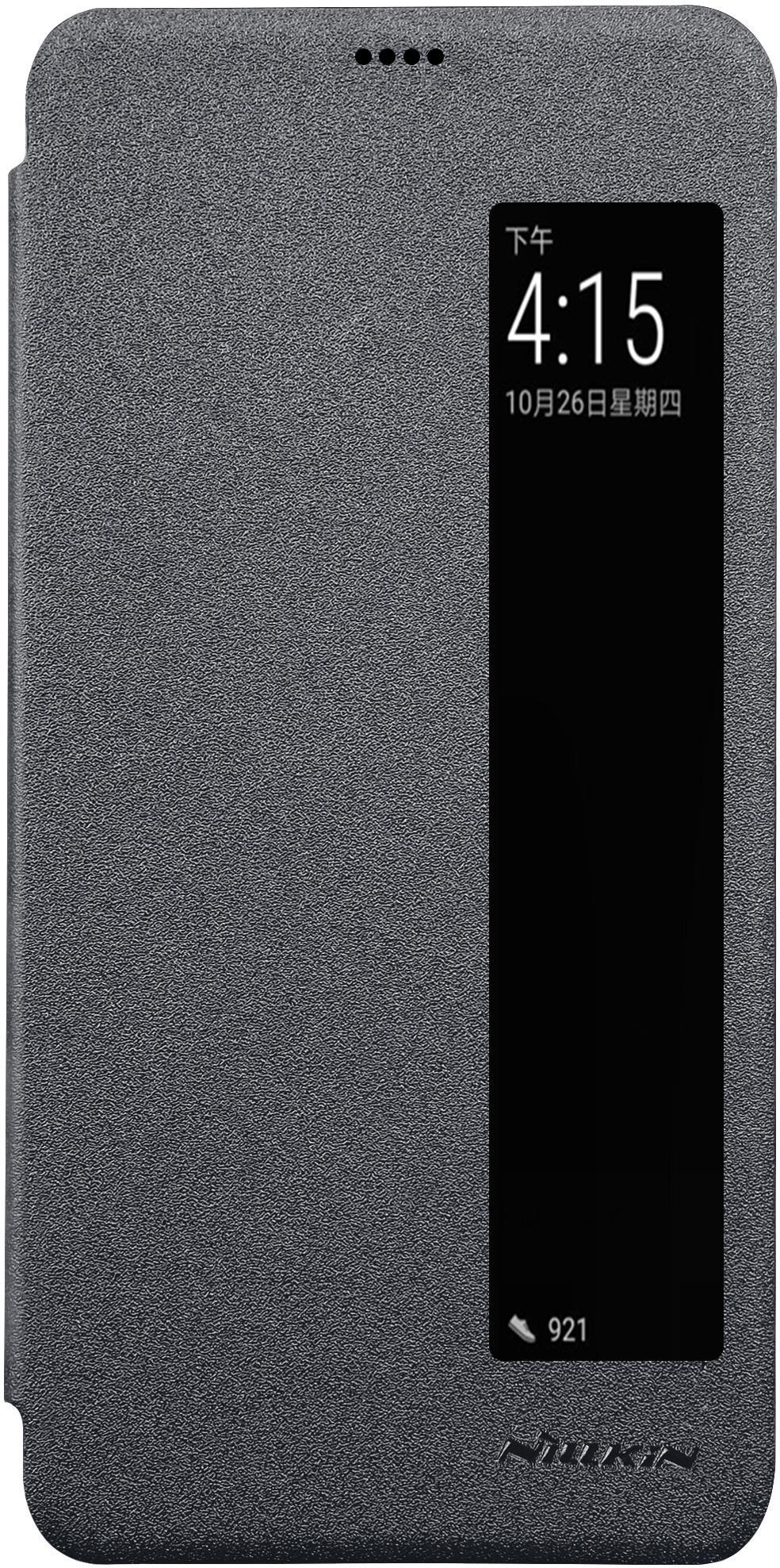 Чехол для сотового телефона Nillkin Sparkle, 6902048156289, черный чехол для сотового телефона nillkin sparkle 6902048117907 черный
