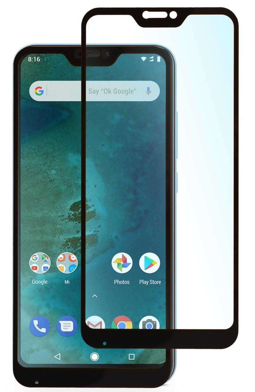 Защитное стекло skinBOX 1 side full screen, 4660041405910, черный защитное стекло skinbox для samsung galaxy j4 4660041405392 черный
