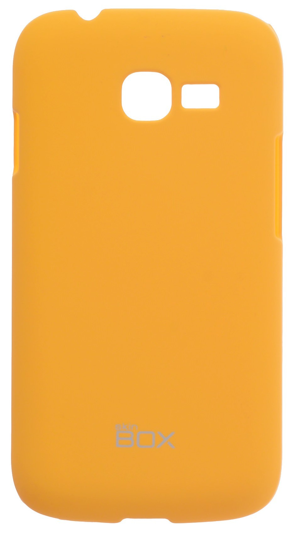 Чехол для сотового телефона skinBOX 4People, 4630042524460, желтый чехол для сотового телефона skinbox 4people 4630042526730 желтый
