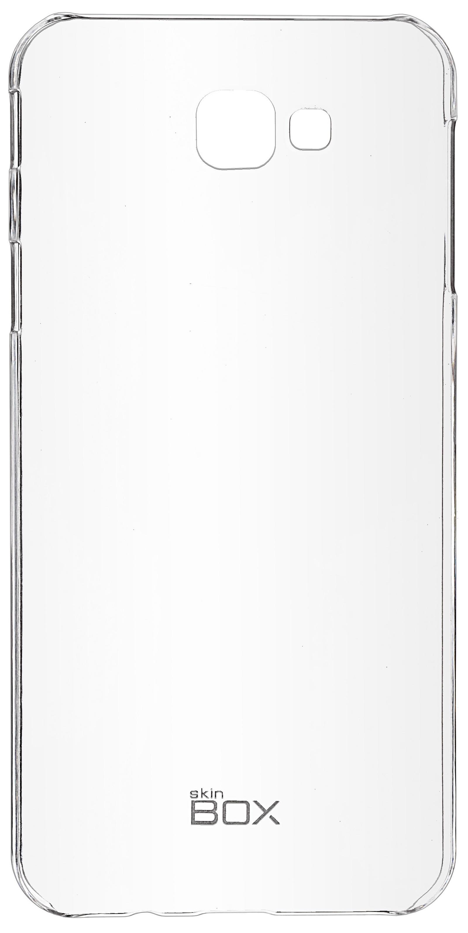 Чехол для сотового телефона skinBOX Crystal, 4630042524637, прозрачный чехол для сотового телефона skinbox crystal 4630042528109 прозрачный