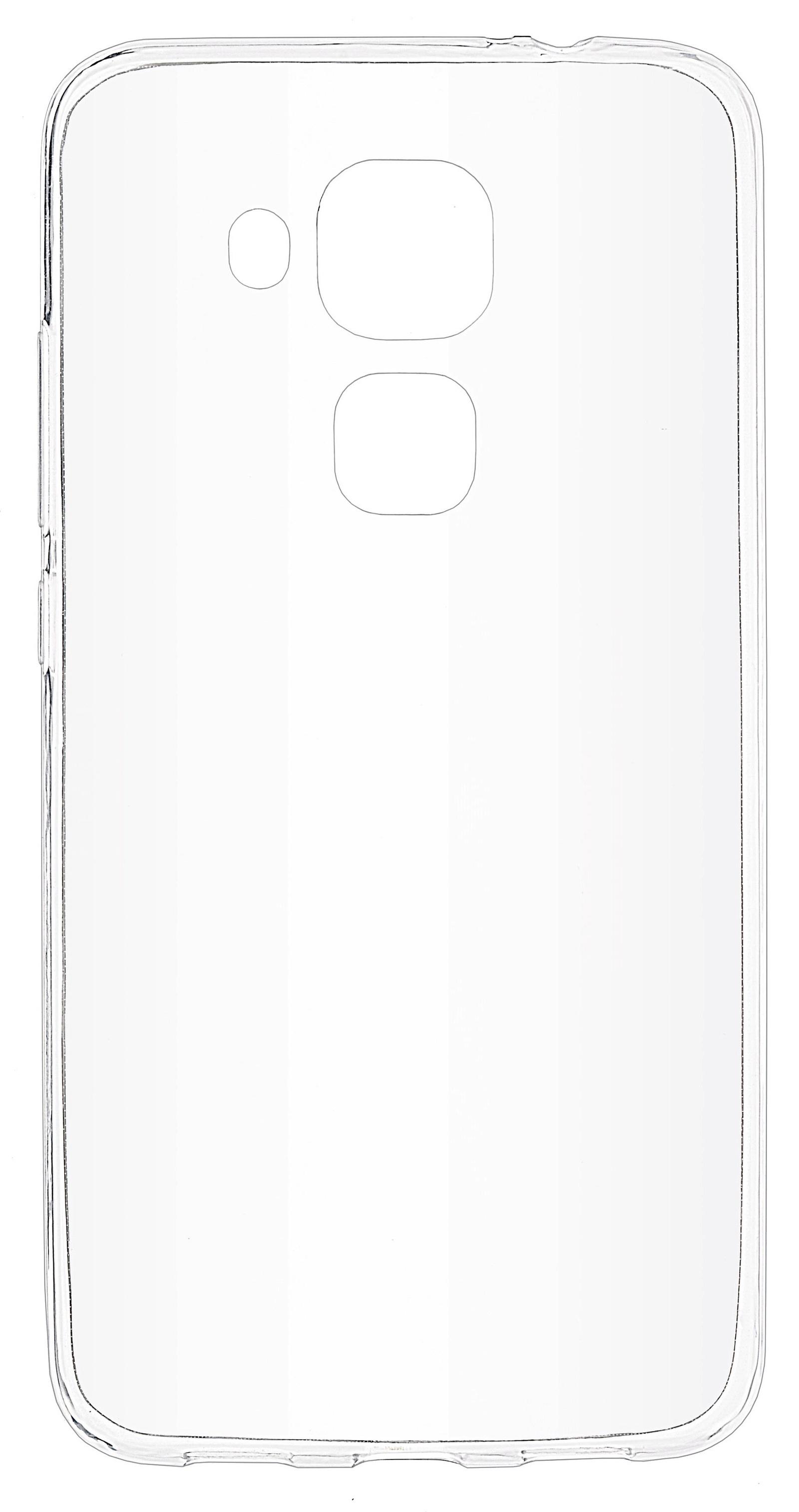 Чехол для сотового телефона skinBOX Slim Silicone, 4630042524668, прозрачный цены онлайн