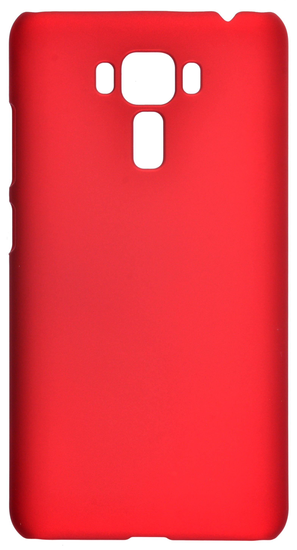 Чехол для сотового телефона skinBOX 4People, 4630042524767, красный аксессуар чехол asus zenfone 3 zc551kl skinbox 4people red t s azzc551kl 002 защитная пленка