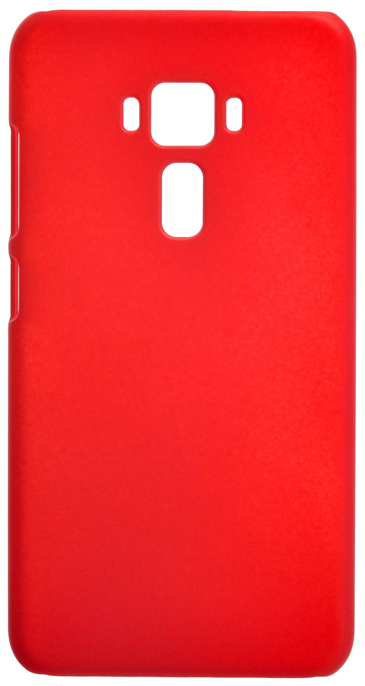 Чехол для сотового телефона skinBOX 4People, 4630042524804, красный цена
