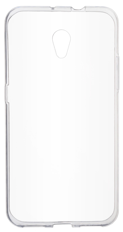Чехол для сотового телефона skinBOX Slim Silicone, 4630042524828, прозрачный чехол для xiaomi redmi pro skinbox 4people slim silicone case прозрачный