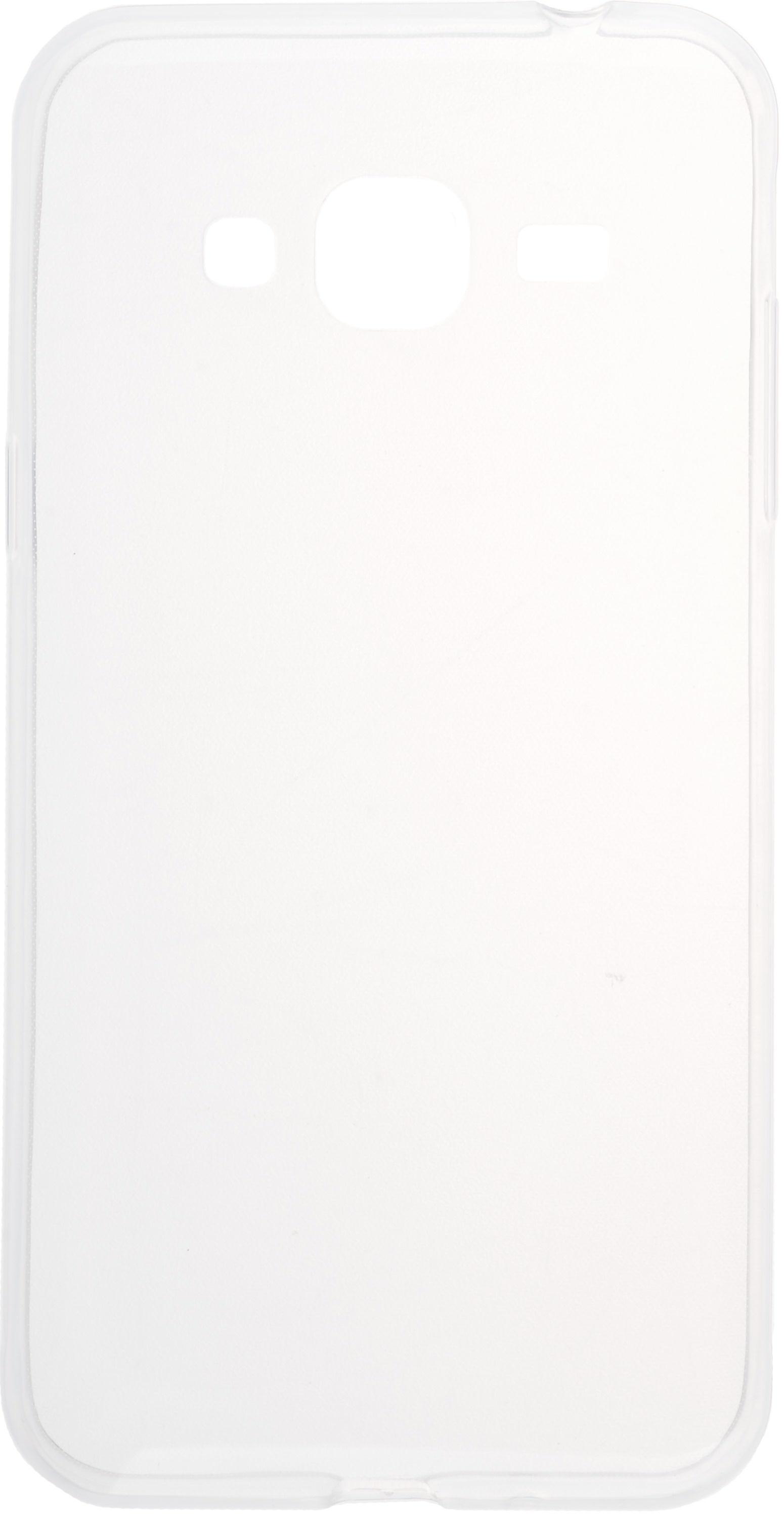 Чехол для сотового телефона skinBOX Slim Silicone, 4630042524859, прозрачный цена и фото