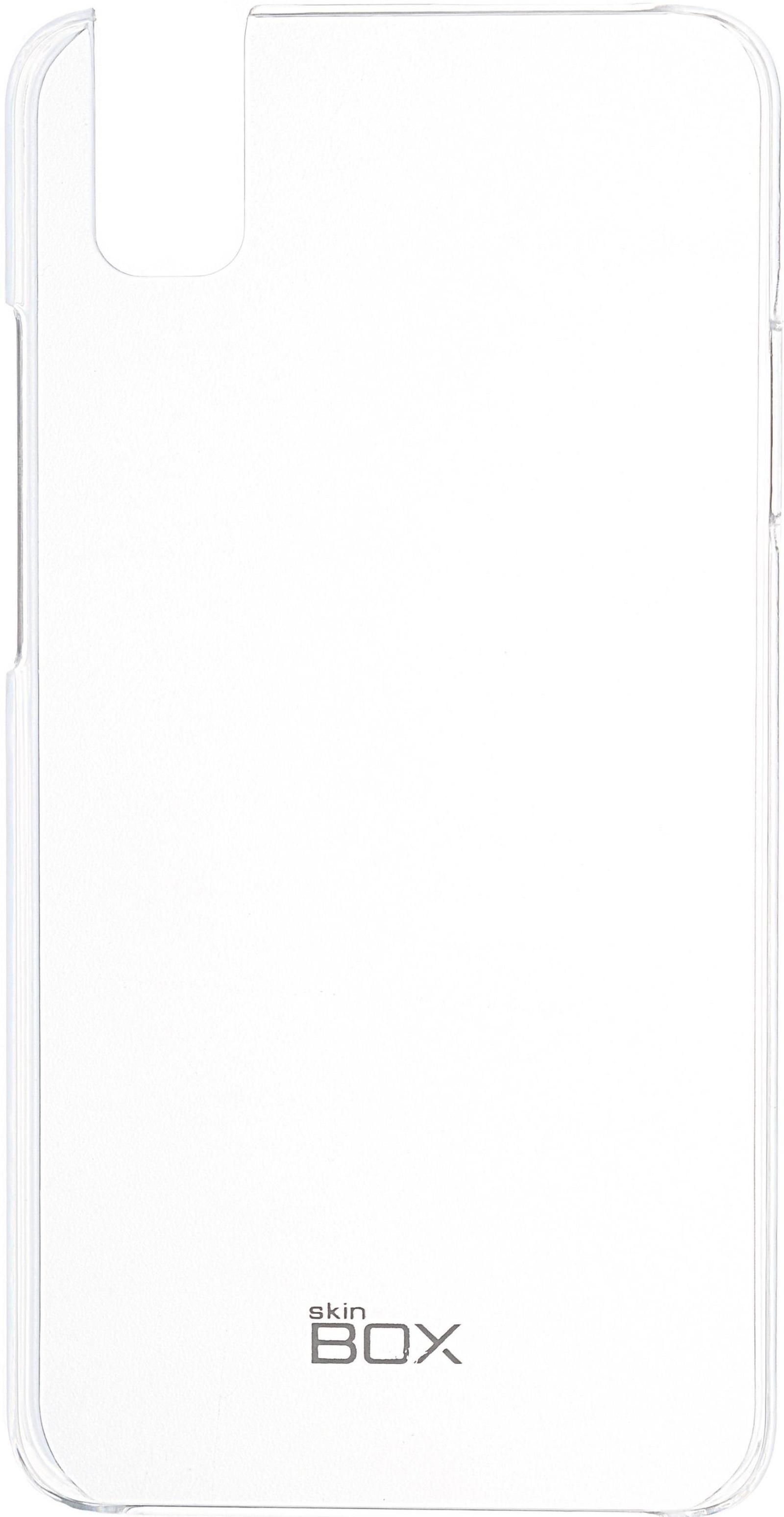 Чехол для сотового телефона skinBOX Crystal, 4630042524880, прозрачный чехол для сотового телефона skinbox crystal 4630042524613 прозрачный