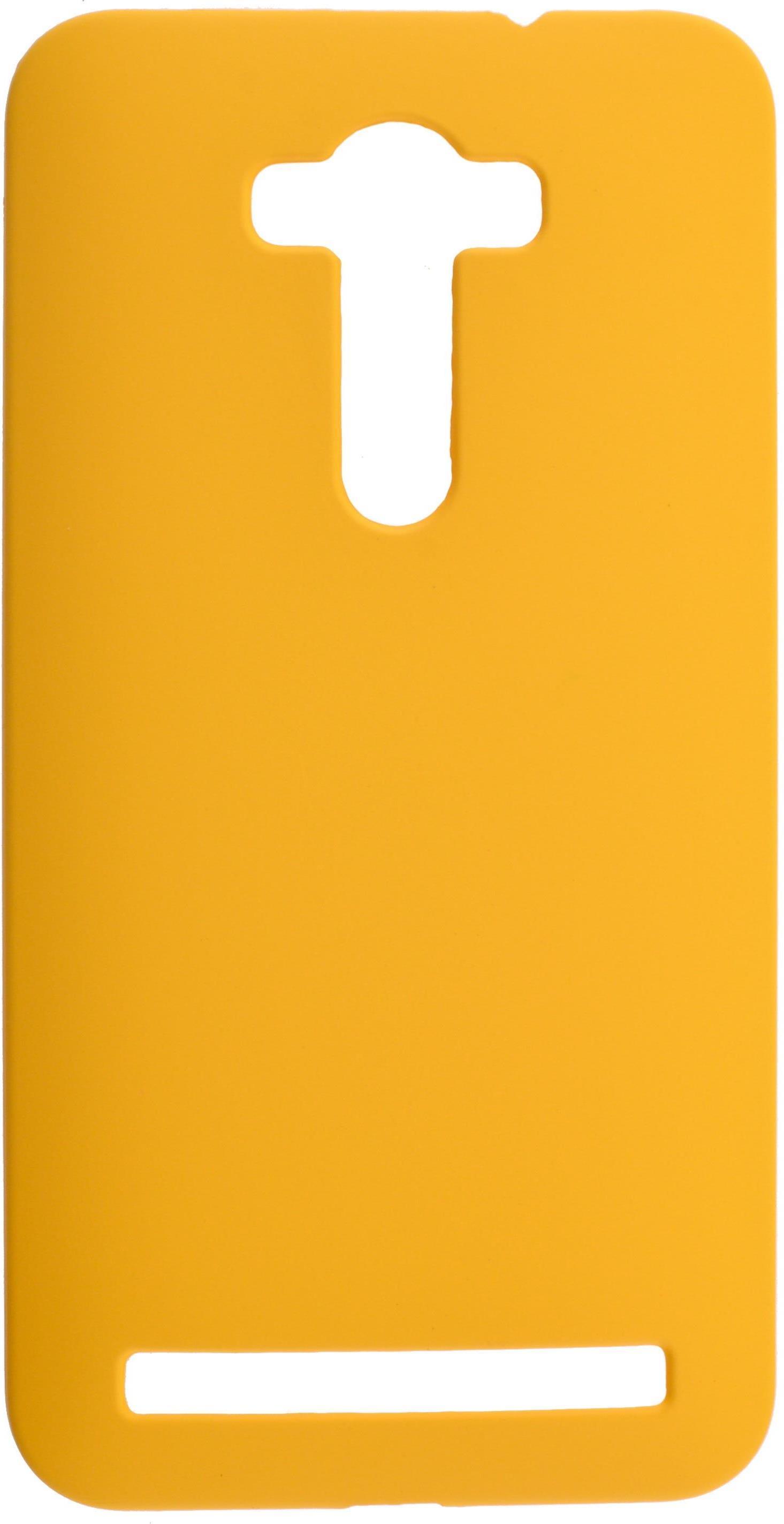 Чехол для сотового телефона skinBOX 4People, 4630042524996, желтый цена