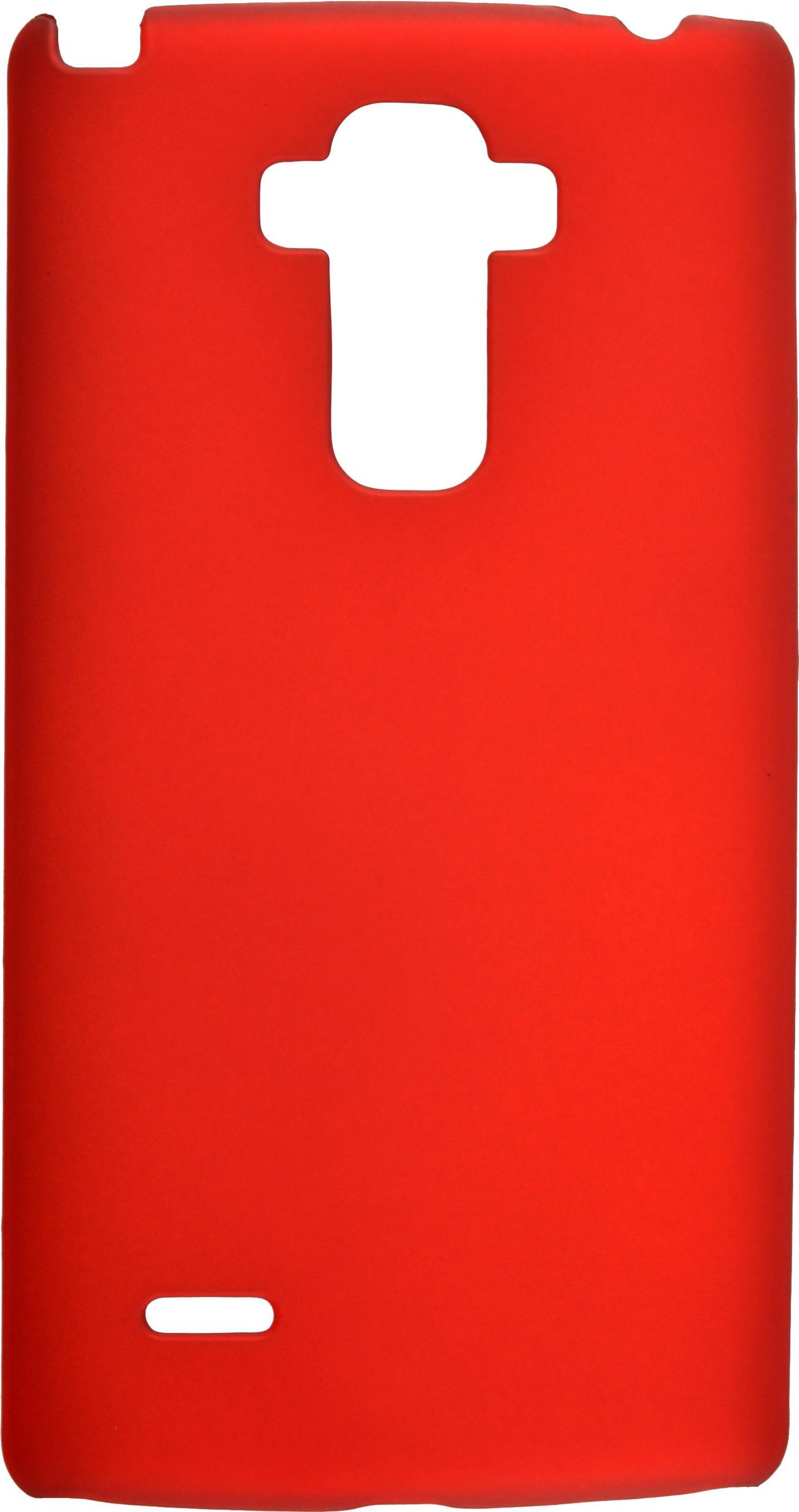 Чехол для сотового телефона skinBOX 4People, 4630042525078, красный цена