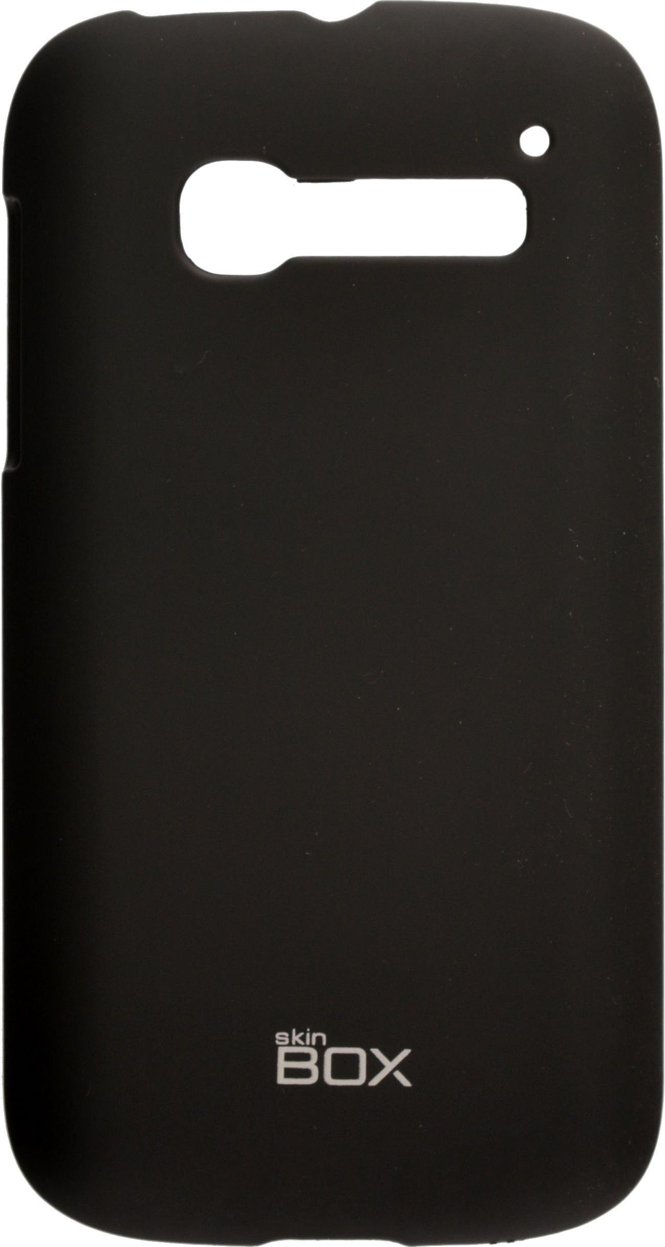 цена на Чехол для сотового телефона skinBOX 4People, 4630042526341, черный