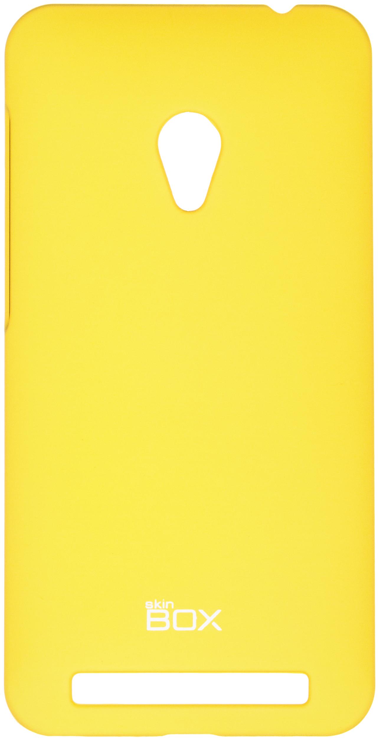 Чехол для сотового телефона skinBOX 4People, 4630042526686, желтый стоимость