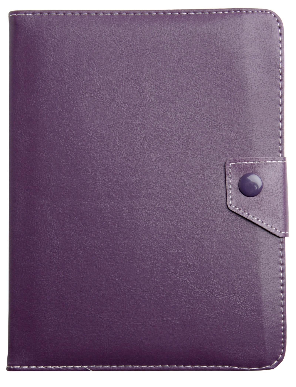 Чехол для планшета ProShield Standard clips10, 4630042525702, фиолетовый чехол portcase tbt 270 vt универсальный для планшета 7 фиолетовый