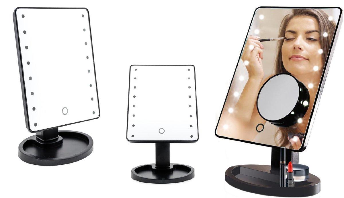 Сенсорное Зеркало для Макияжа Magic Mirror в Нефтеюганске