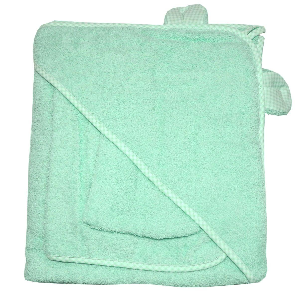 Комплект для купания Набор для купания детский 3 предмета 3011, бирюзовый
