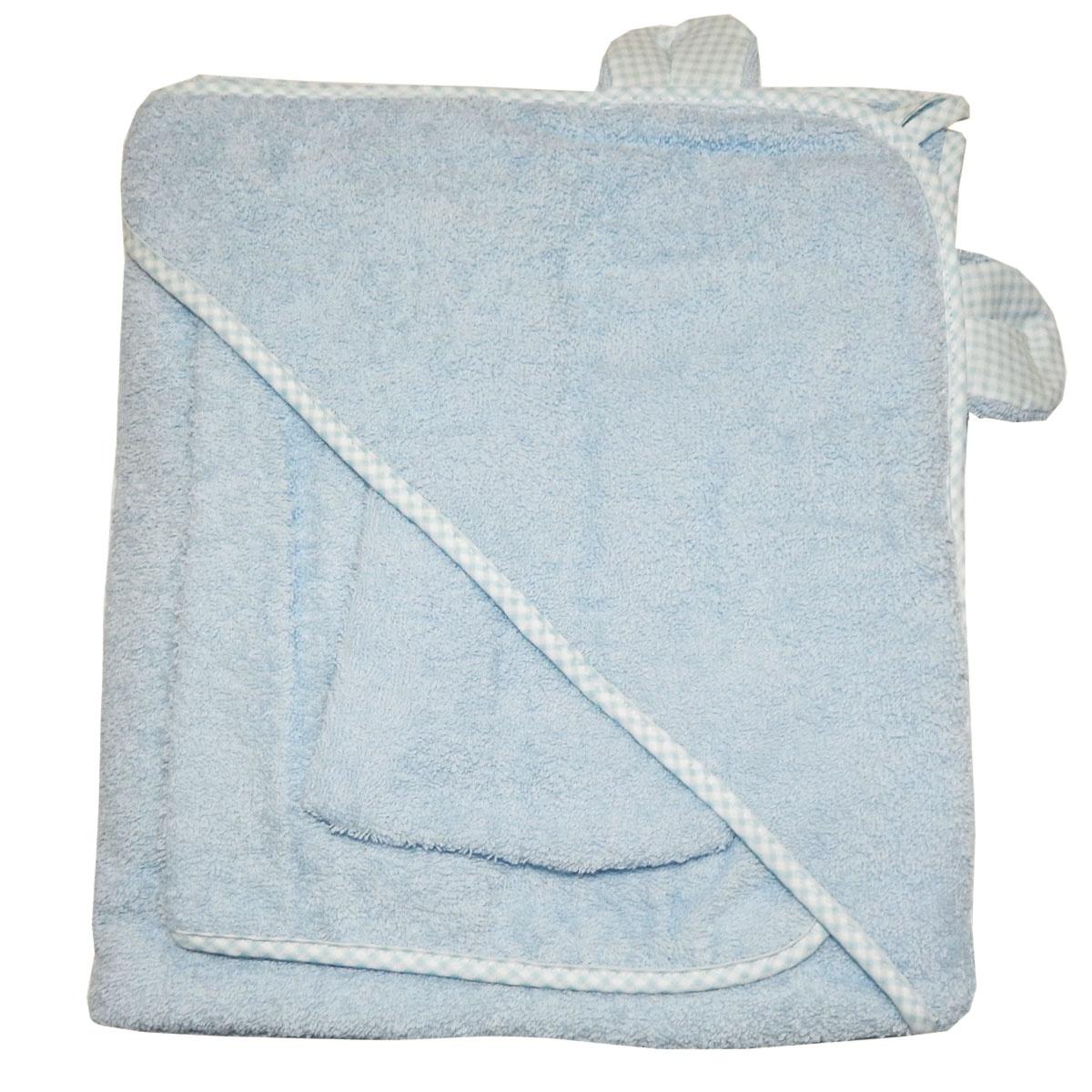Комплект для купания ПАПИТТО Набор для купания, голубой