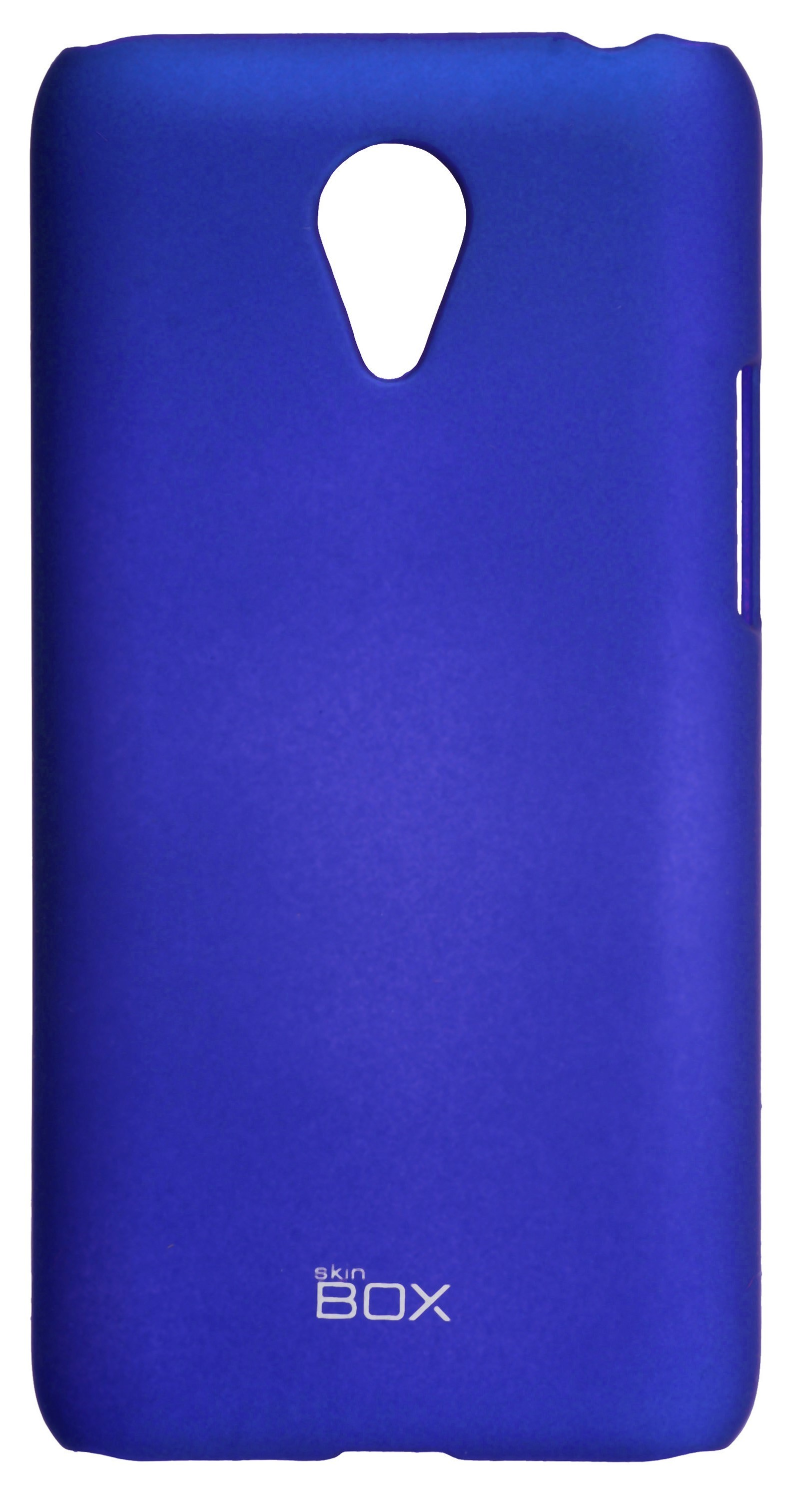 Чехол для сотового телефона skinBOX 4People, 4630042526914, синий все цены