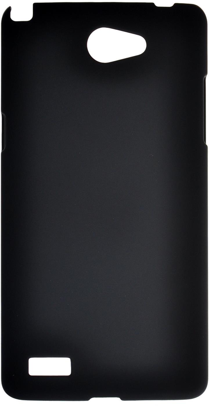 цена на Чехол для сотового телефона skinBOX 4People, 4630042527348, черный
