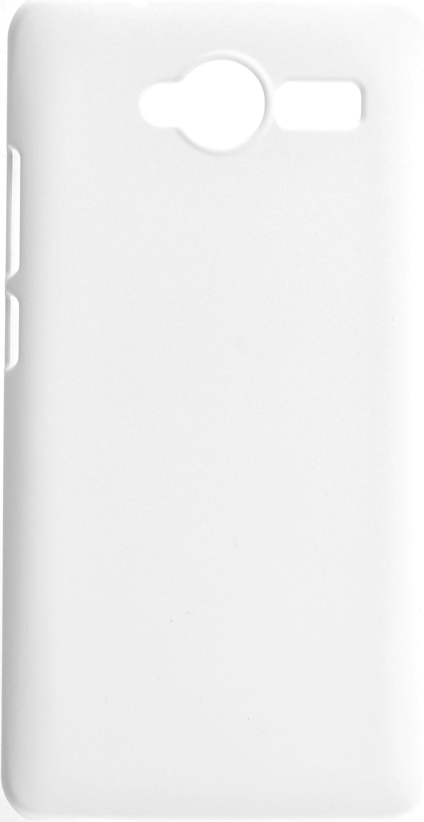 Чехол для сотового телефона skinBOX 4People, 4630042527362, белый стоимость