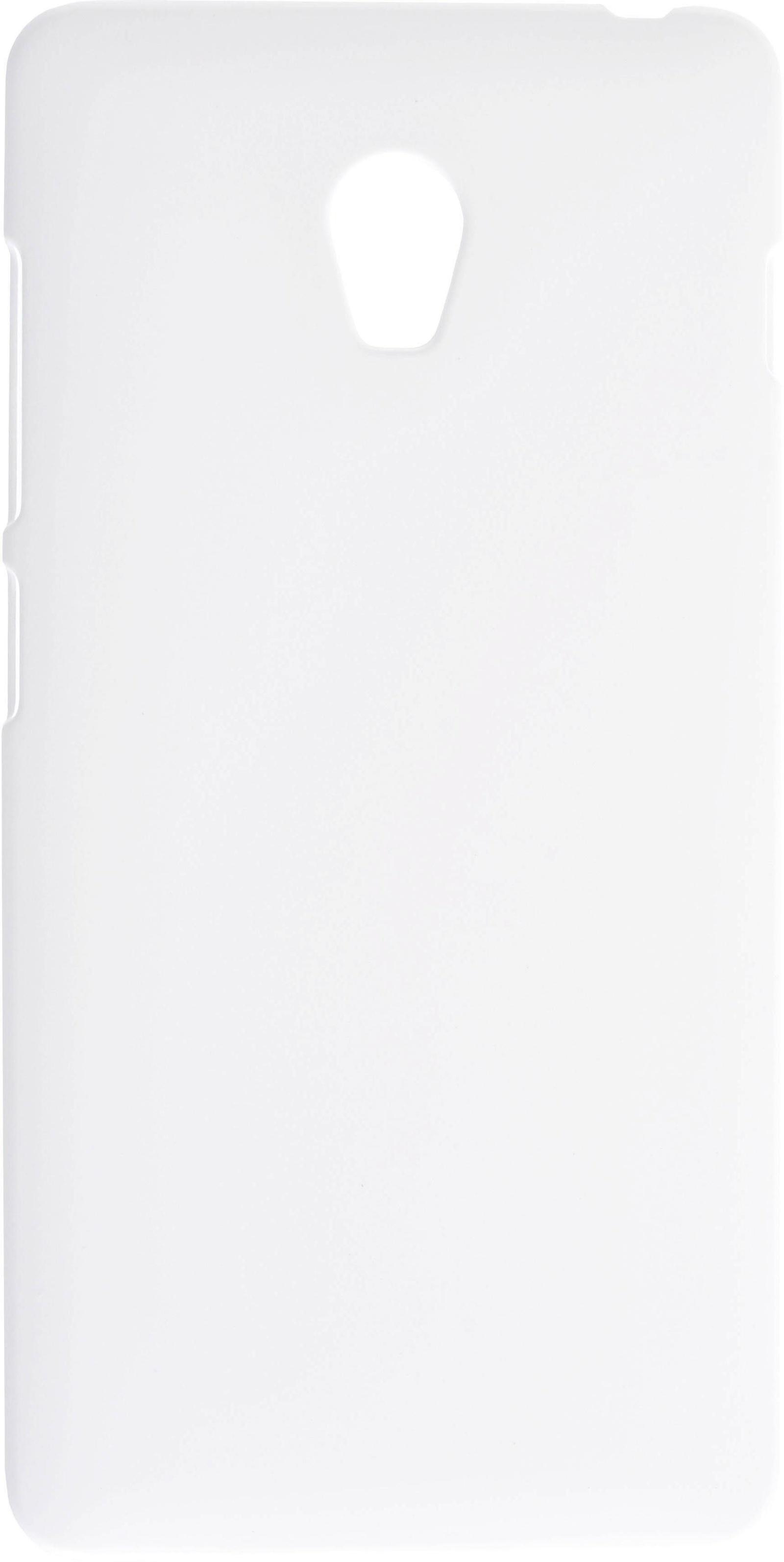 Чехол для сотового телефона skinBOX 4People, 4630042527591, белый стоимость