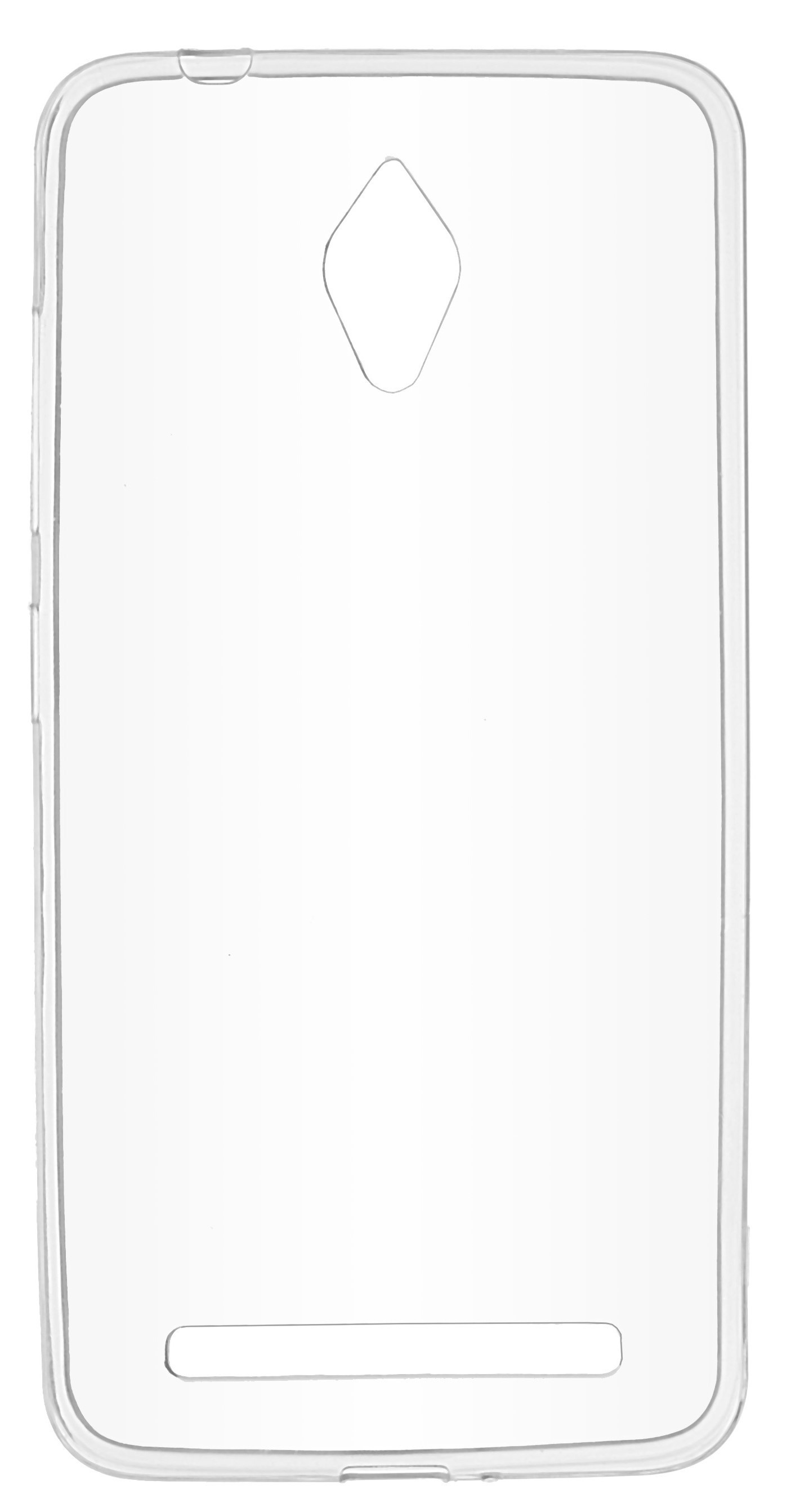 Чехол для сотового телефона skinBOX Slim Silicone, 4630042527799, прозрачный цена и фото
