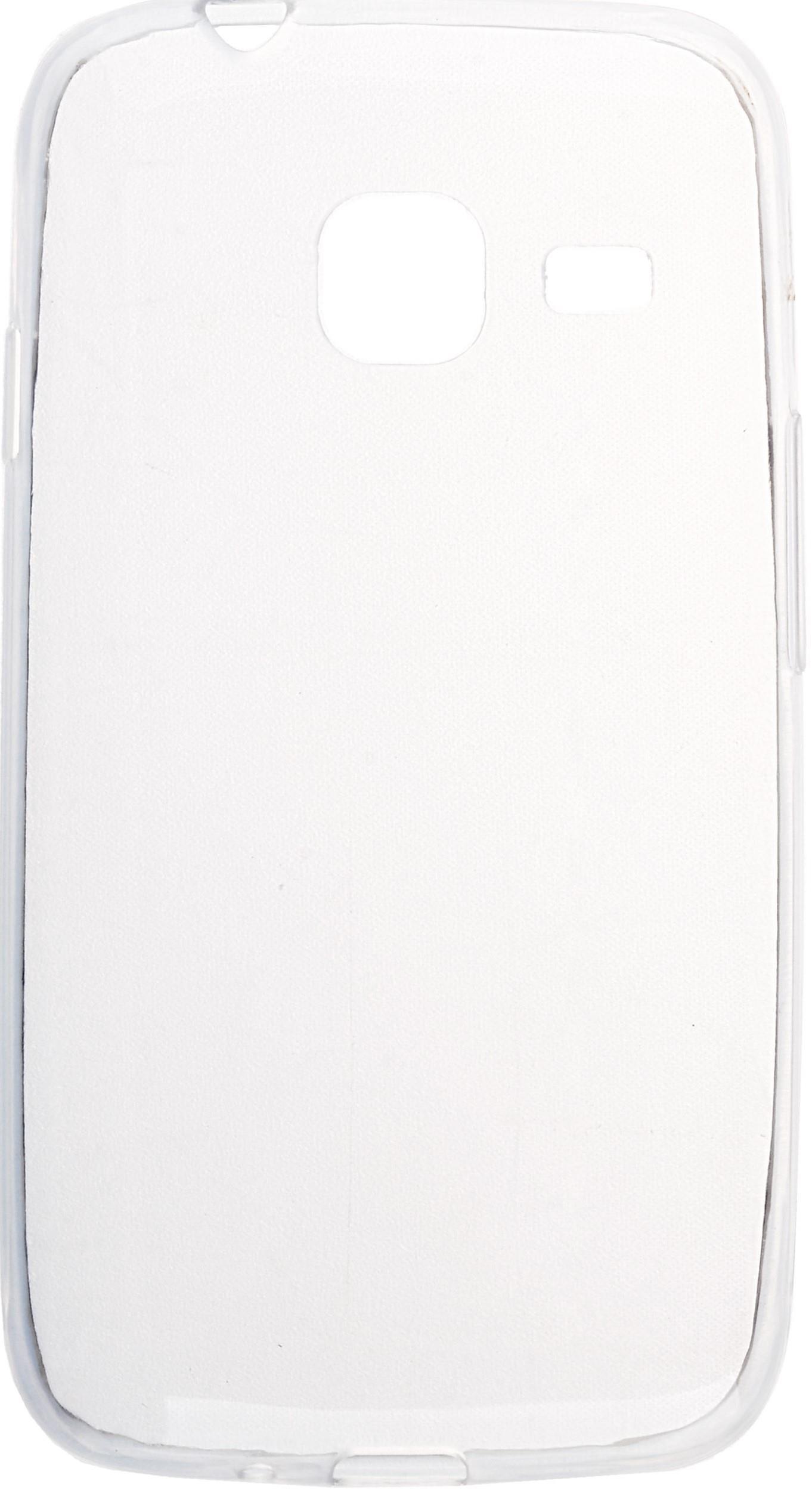 Чехол для сотового телефона skinBOX Slim Silicone, 4630042527904, прозрачный цена и фото