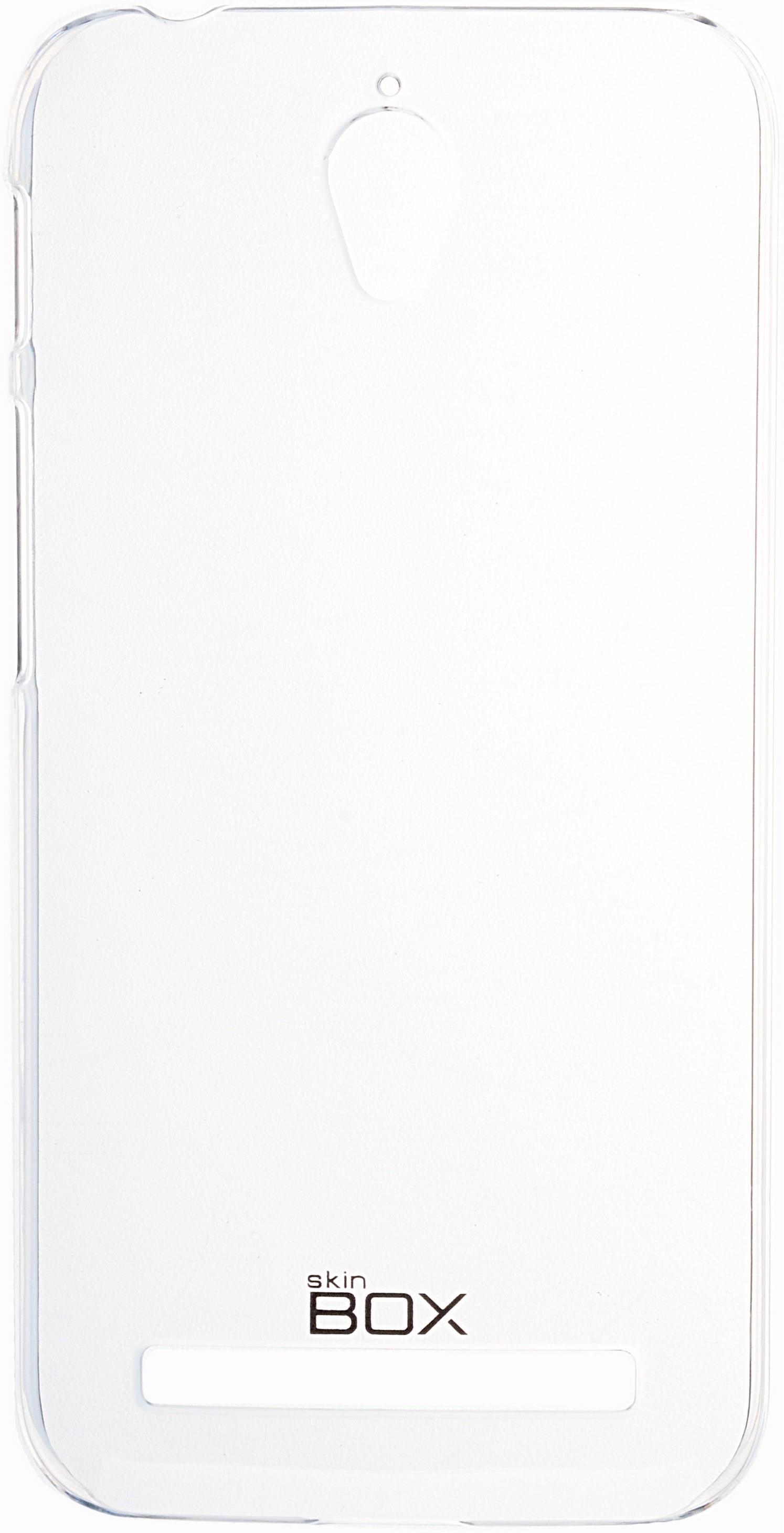 Чехол для сотового телефона skinBOX Crystal, 4630042527966, прозрачный чехол для сотового телефона skinbox crystal 4630042524620 прозрачный