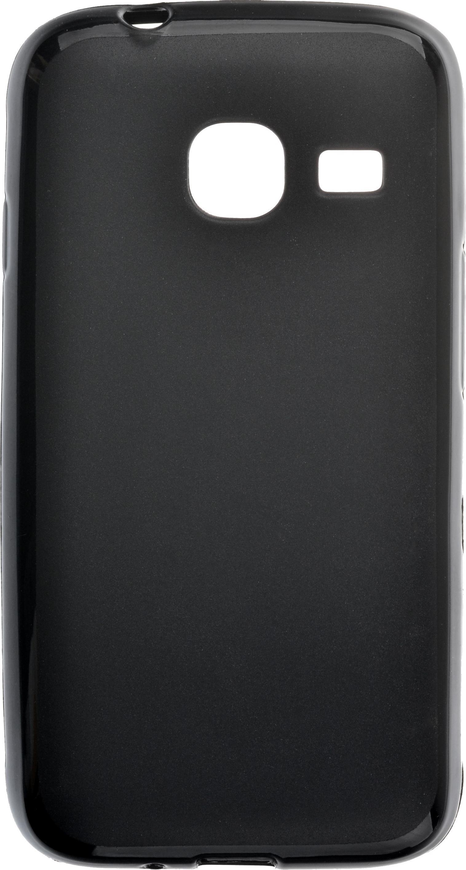 Чехол для сотового телефона skinBOX Silicone, 4630042527973, черный аксессуар чехол накладка для samsung galaxy j1 mini 2016 innovation silicone 0 33mm transparent 12031