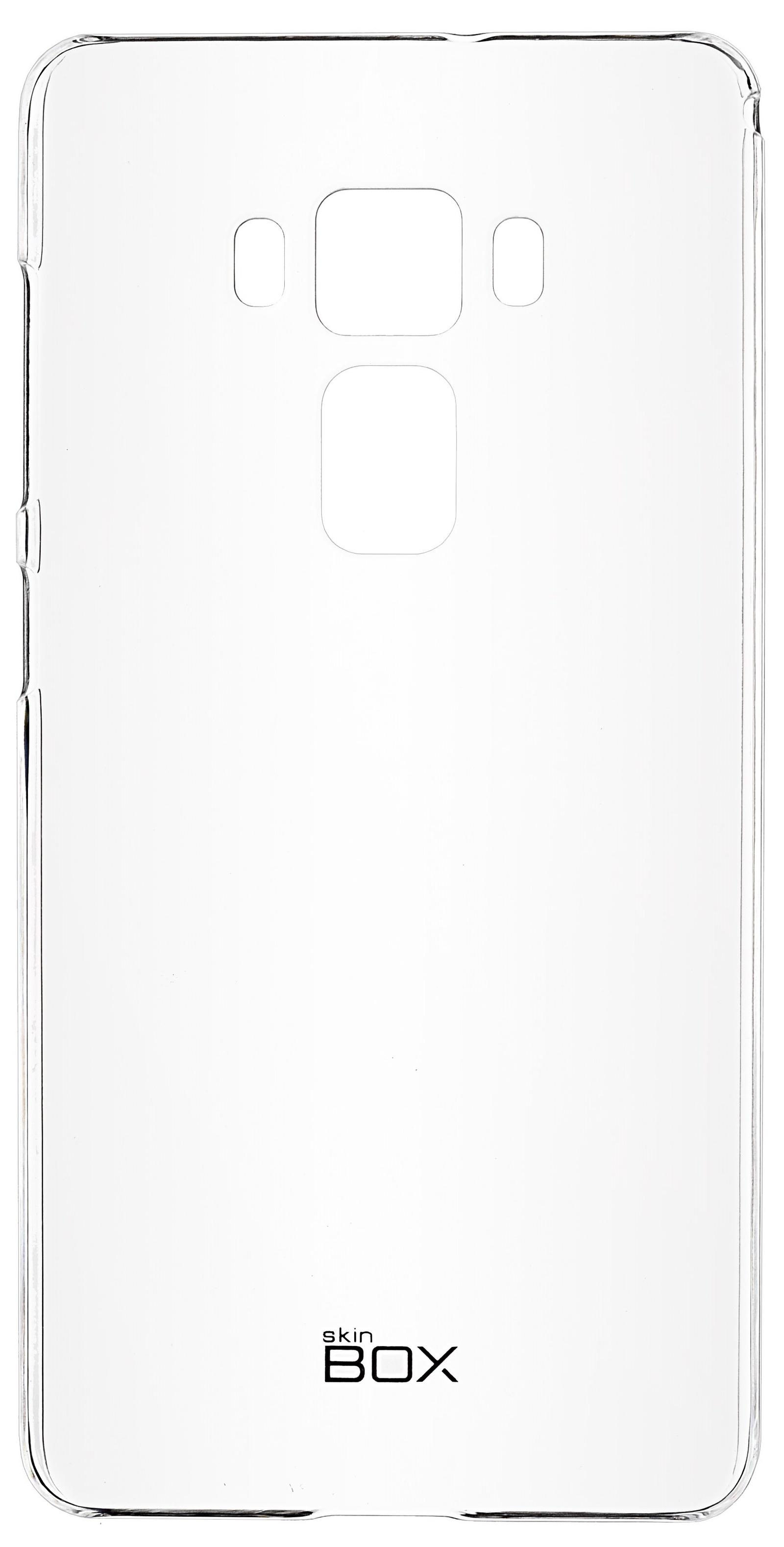 Чехол для сотового телефона skinBOX Crystal, 4630042528246, прозрачный чехол для сотового телефона skinbox crystal 4630042524606 прозрачный